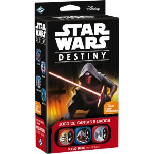 STAR WARS DESTINY: PACOTE INICIAL KYLO REN