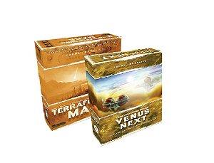 COMBO Terraforming Mars + Venus Next