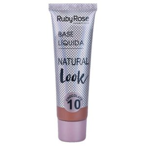 Base Liquida Natural Look Chocolate 10