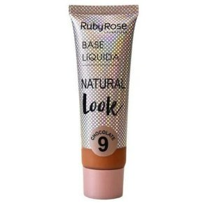 Base Liquida Natural Look Chocolate 9