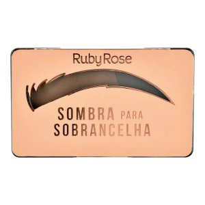Sombra Para Sobrancelha Chocolate - Ruby Rose