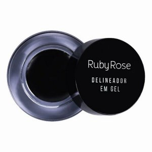 Delineador Em Gel Black – Ruby Rose