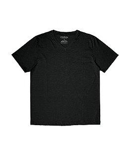 Camiseta Meia Malha Masculina Básica