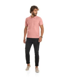 Polo Cotton Masculina