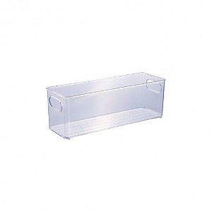 Organizador Multiuso de Plástico 30,0x10,0x10,4 cm