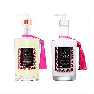 Kit Sabonete liquido + Creme para as mãos Cosmopolitan