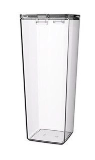 Pote hermético 3L transparente Crippa