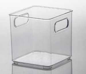 Organizador Modular Cristal | 15X15X15CM - 899