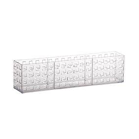 839 - Organizador Empilhável Quadratta | 32X5,7X8CM