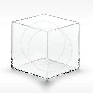 Cubo Acrílico Organizador G