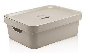 Caixa Cube M c/tampa 10,5L