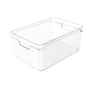 Organizador clear 30x20x13 - OU