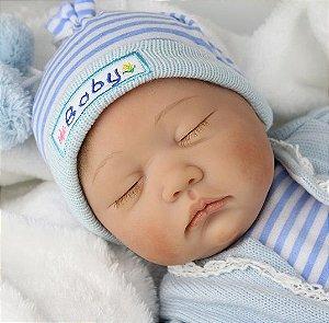 Bebe Reborn 55 Centímetros - UAXZYJCNN