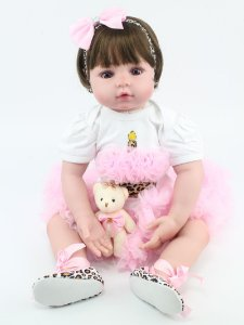 Boneca Bebe Reborn 55cm - P4JGKMKFH