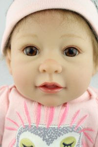 Bebê Realista Reborn 55 Centimetros - LJ399579Q