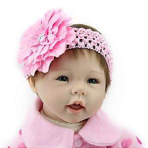 Boneca Bebê 55 Centímetros Linda - GQN9DSCE2