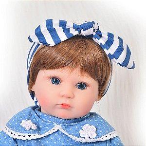 Linda Bebê Reborn Modelo Exclusivo - 7GYPP8WBG