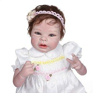 Bebê Reborn Realista Lançamento 2020 Exclusiva RebornBebe