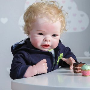 Lindo Bebê Reborn Lançamento 2020 Cabelo Enraizado