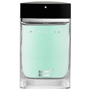 Perfume Mont Blanc Presence Masculino Eau de Toilette