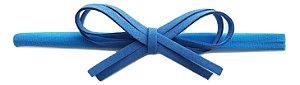 Faixinha - Tiarinha Laço Duplo Loop M (9 x 5 cm)