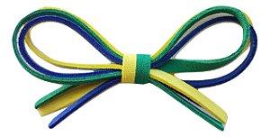 Bico de Pato Lacinho Copa do Mundo Loop (9 x 4,5 cm)
