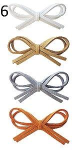 Kit de Lacinhos para Colar Loop Baby (5 cm) - NÃO ACOMPANHA COLA