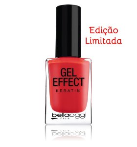 Esmalte Gel Effect Keratin - Poppy Red 39 - 10 ml