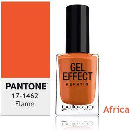 Esmalte Gel Effect Keratin - África 44 - 10 ml
