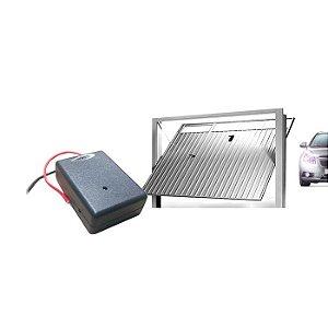 Controle Para Portão Acionamento Farol Luz Alta - Tx Car Idealse 433mhz