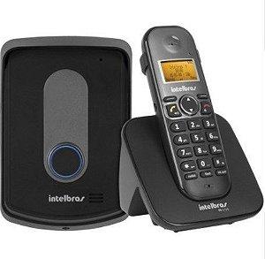 Interfone Porteiro Eletrônico Sem Fio Intelbras Tis 5010