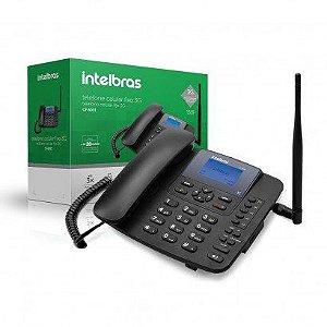 Telefone Celular Fixo 3G GSM Itelbras CF 6031