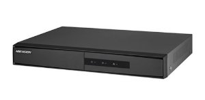 Dvr Hikvision Ds-7200 4 Canais Turbo Hd