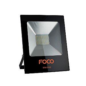 REFLETOR LED 50W 6500K Foco