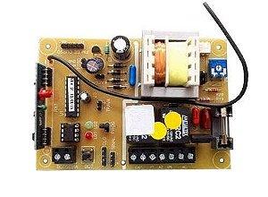 Placa Central P/ Motor De Portão Eletronico Garen Smart GI