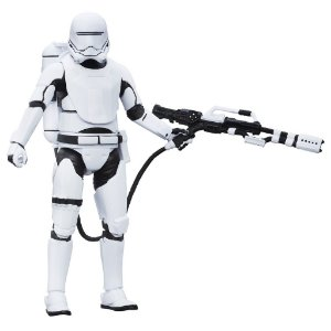 Star Wars Black Series First Order Flametrooper - Hasbro