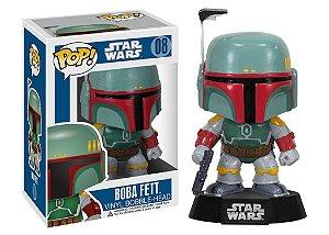 Star Wars Boba Fett Pop - Funko