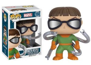 Marvel Doctor Octopus Pop - Funko