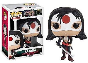 Suicide Squad Katana Pop - Funko