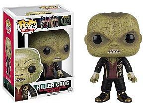 Suicide Squad Killer Croc Pop - Funko