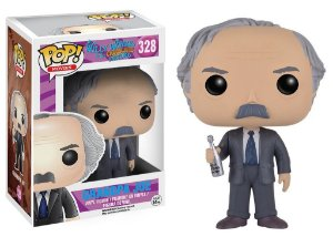 **PROMO** Willy Wonka Grandpa Joe Pop - Funko