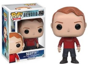 **PROMO** Star Trek Beyond Scotty Pop - Funko