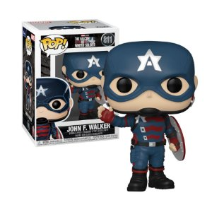 Marvel Falcon and The Winter Soldier John F. Walker Pop - Funko