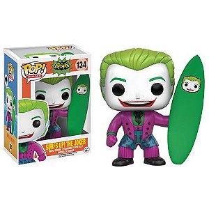 Batman Surfers Up Joker Pop - Funko