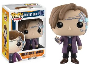 Doctor Who Eleventh Doctor / Mr Clever Pop - Funko