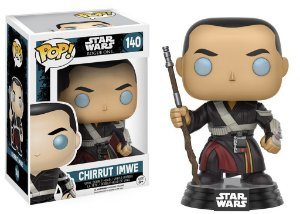 **PROMO** Star Wars: Rogue One Chirrut Imwe Pop - Funko