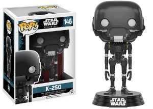 Star Wars: Rogue One K-2SO Pop - Funko