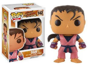 Street Fighter Dan Pop - Funko
