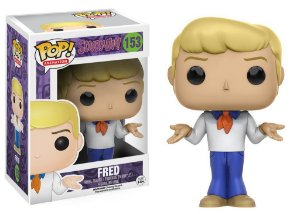 Scooby Doo Fred Pop - Funko