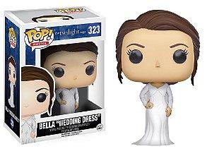 Twilight Crepusculo Bella Wedding Dress Pop - Funko